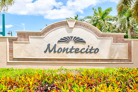 Montecito PBG Homes for Sale