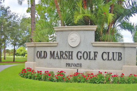 Old Marsh Golf Club Homes for Sale
